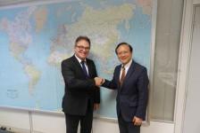 Brasil e Taiwan apostam em ações conjuntas para impulsionar o turismo entre os dois países
