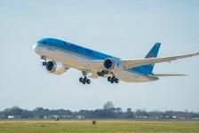 Korean Air recebe o 1° B787-9 Dreamliner de sua frota