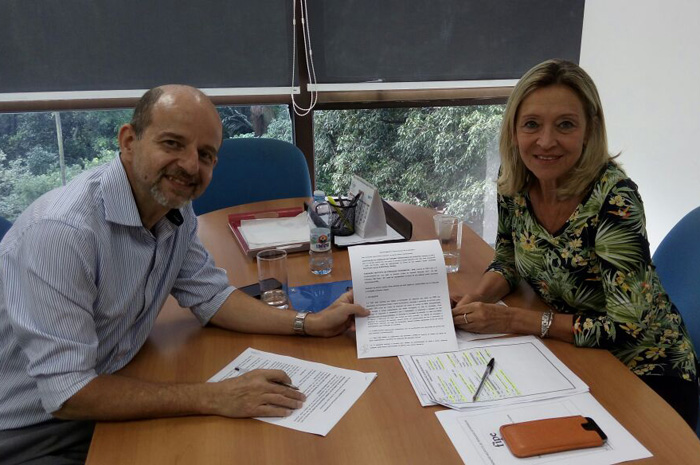 Acordo entre Fipe Abraham e Beatriz Lage foi feito no começo da semana.