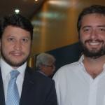 Adonai Arruda Filho e Gabriel Cordeiro, da BWT Operadora