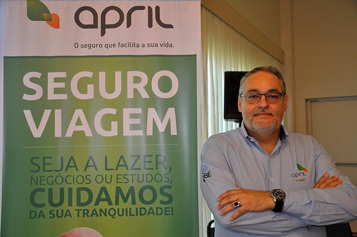 Agnaldo Abrahão, diretor Comercial da April