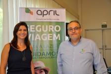 April anuncia seguro para agências e novas parcerias