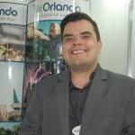 André Almeida, do Visit Orlando