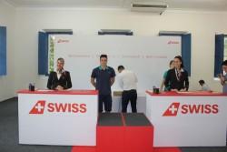 """Suíça leva agentes para uma """"experiência de viagem"""" no interior de SP"""