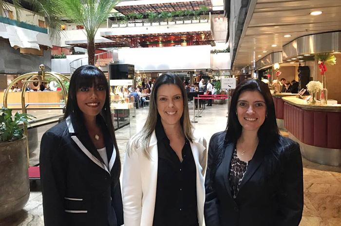 Remodelação tem a presença das profissionais Camilla Fona, Fabiana Colossio e Karina Brandford