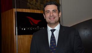Carlos Antunes assumirá Alitalia no Brasil