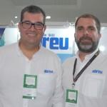 Cesar Peicho e Sérgio Vianna, da Abreu