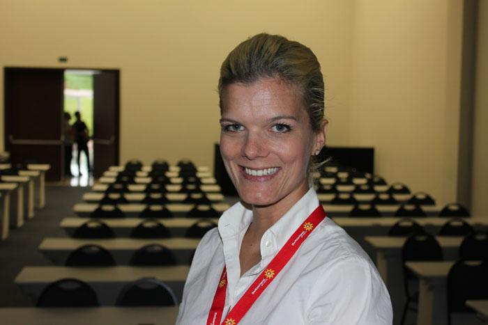 Christina Gläser, gerente de marketing do Turismo da Suíça no Brasil 2