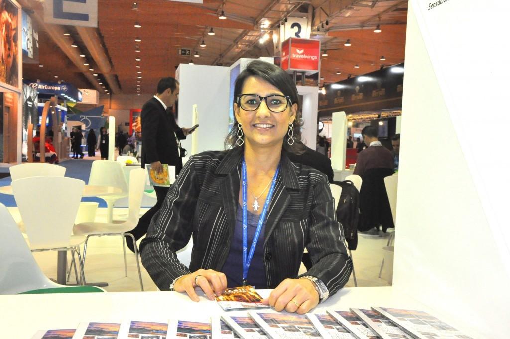 Cristiane Tavares, da Setur-MG