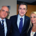Dilson Jatahy, Eraldo Alves e Miram Petrone