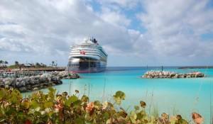 A bordo de um conto de fadas: Wonder recria magia Disney em paraíso flutuante