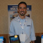Eduardo Genekian, do Cruise America Motorhome