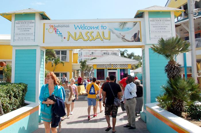 Entrada de Nassau