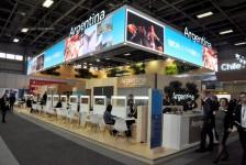 ITB – M&E conhece o pavilhão da América Latina; veja fotos dos estandes