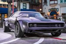 Universal Studios recebe carros de Velozes e Furiosos para divulgar atração