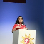 Fernanda Maldonado, coordenadora de trade do Turismo da Suíça no Brasil