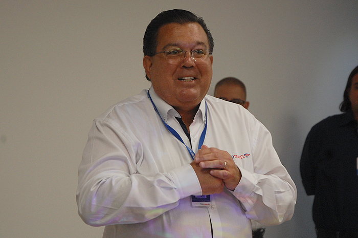 Jay Santos irá gerenciar as operações da Gol na Flórida