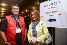 Veja fotos dos agentes que participaram do Visit USA 2017