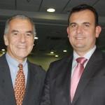 João Bueno, diretor executivo e Marcelo Oliveira, do jurídico da Abav