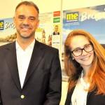 João Paulo Rodrigues e Catarina Roleta, da Host Hotel Systems