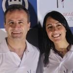 Luigi Rottuno e Renata Riggi, nova diretora Comercial do La Torre