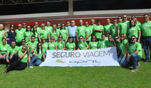 April Brasil apresenta novas contratações da equipe Comercial