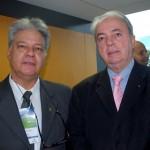 Marcio Santiago e Nilo Sergio Felix