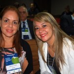 Margareth Carvalho e Vanessa Cohen, do Sebrae