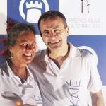 Mari Masgrau e Luigi Rotunno