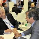 Mario Carvalho, da TAP, e Adailton Feitosa, presidente da Empetur