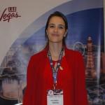 Nara Vasconcelos, de Las Vegas