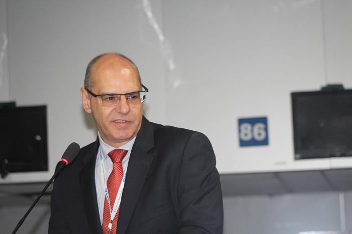 Nelson Salgado, vice presidente da Embraer