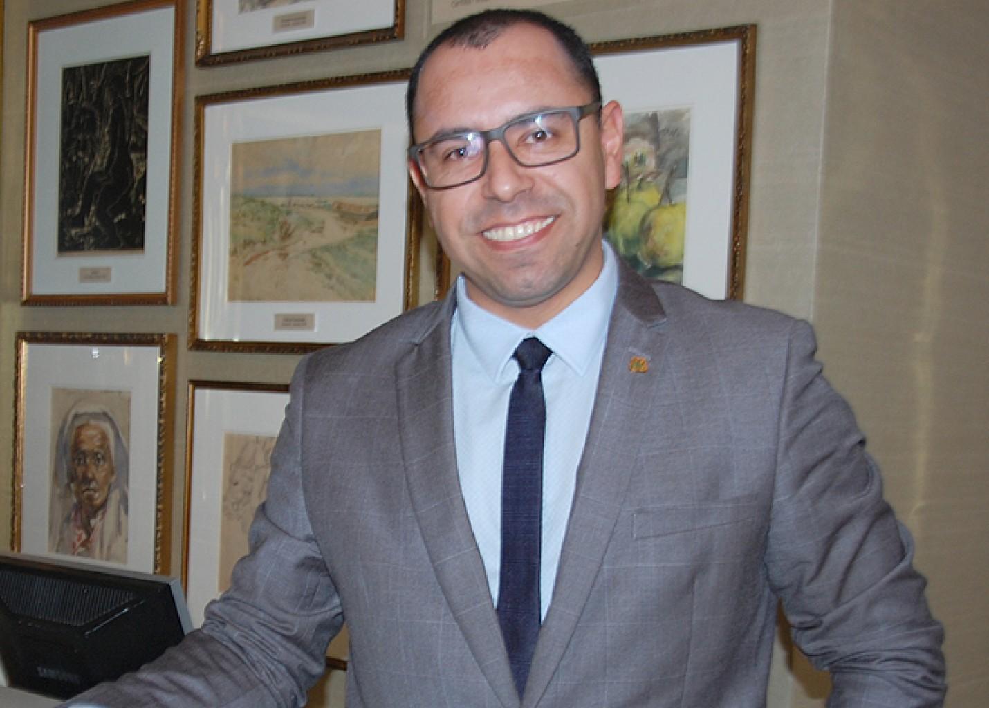 Nilson Bernal deixa presidência do Jurema Águas Quentes; veja nova estrutura
