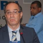 O coordenador da Universidade de Aveiro, Carlos Costa destacou o papel dos conventions