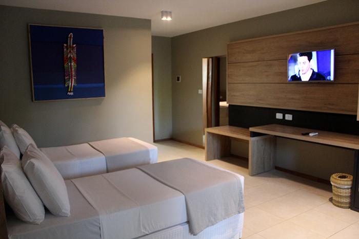 O novo apartamento ficará assim