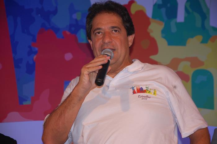 O secretário de Turismo da Bahia, José Alves