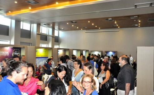 Braztoa Rio recebe 1.270 visitantes, 66% a mais do que em 2016