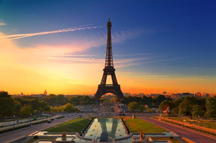 Desconto em passagens para Paris chegam a 17%
