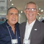 Pedro Galvão, da Abav Nacional e Jorge Pinto, da Abav-BA