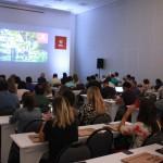 Plenárias apresentaram cada um dos destinos durante o Switzerland Travel Experience