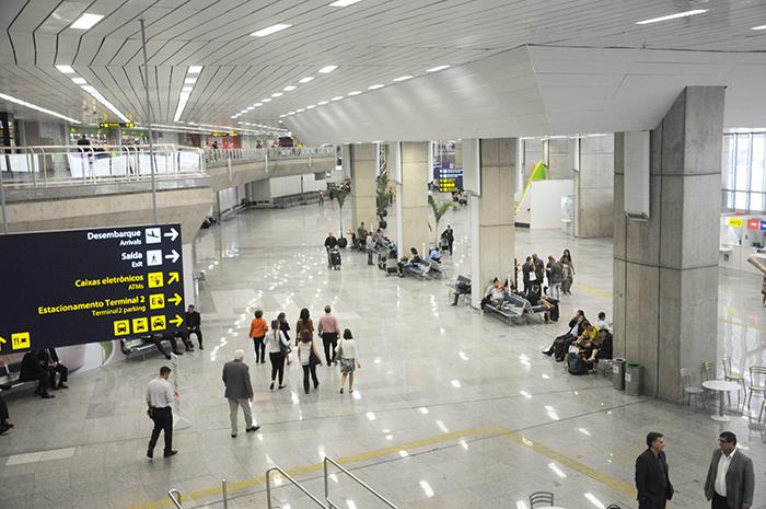Em 2016, entre o dia 14, véspera do feriado nacional, e o dia 21 de novembro, um dia depois da Consciência Negra, passaram pelo RIOgaleão cerca de 438 mil turistas