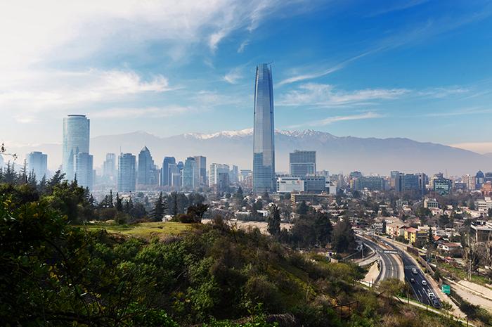 Chile é um dos destinos preferidos dos brasileiros