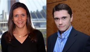Adriana Gomes e Igor Miranda assumem novos cargos no Grupo Latam; confira