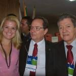 Thais Lima, CVB Juiz de Fora, Marco Navega e Nem Souza