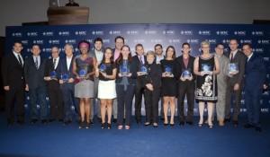Veja fotos dos premiados do Top MSC 2017