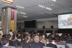 Veja fotos do primeiro dia do IBAS no RIOgaleão
