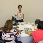 Vanda Catão apresenta Lucerna como destino aos agentes de viagens
