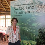 Vanda Catão, gerente regional do Turismo de Lucerna para América Latina