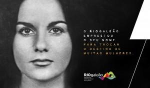 RIOgaleão homenageia dia da mulher adotando o nome Maria da Penha