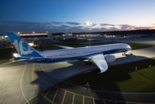 B787-10 Dreamliner realizará voo inaugural no dia 31 de março